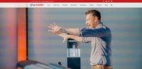 Neue Website von Jörg Mosler ist online