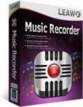 Leawo Music Recorder ist mit bis zu 30% Rabatt erhältlich.