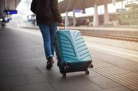 Wie viel Gepäck ist beim Bahnfahren erlaubt? - Tipp der Woche des D.A.S. Leistungsservice