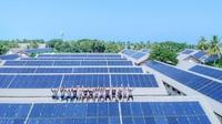 showimage Solar Power: Four Seasons Resort Maldives at Landaa Giraavaru setzt neue Maßstäbe beim Umweltschutz mit einem der größten Solar-Projekte der Malediven