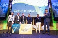 Bester Energiespeicher: instagrid gewinnt mit tragbarer Batterie globale Ausschreibung von InnoEnergy