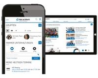 Net at Work teilt Praxiserfahrung zu Social Intranets