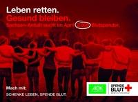 Sachsen-Anhalt sucht 9.000 Blutspender