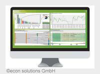 Kuteno: econ solutions präsentiert neue Report- und Analyse-Features für Energiemanagement-Lösung