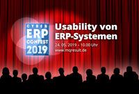 ERP Contest 2019: Wer übertrifft wen in Usability?