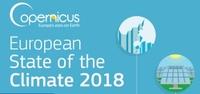 Copernicus präsentiert auf der EGU 2019 seinen European State of the Climate
