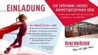 Heinz von Heiden lädt Bauinteressierte herzlich ein