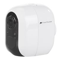 VisorTech IP-Überwachungskamera IPC-480, Full HD, App