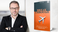 Breakthrough - the book by Thomas Gelmi now also available in English