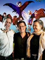 """Filmmusik und Sounddesign von Frank Schreiber für den Animationsfilm """"Manou - flieg"""" flink!"""""""