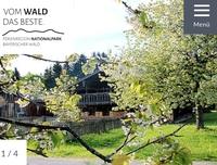 Neuer Online-Look für die Ferienregion Nationalpark Bayerischer Wald