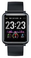 newgen medicals Fitness-Uhr SW-450 mit Bluetooth, EKG