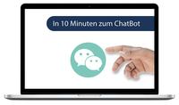 Durch Künstliche Intelligenz und den 3 in 1 ChatBot kommunizieren