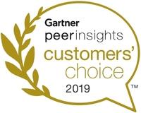 showimage Parasoft von Gartner Peer Insights als Customers' Choice im Bereich Software Test Automation gekürt