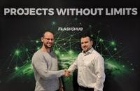 Rouven Volk wird Flash Hub-Partner im Großraum München
