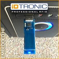 iDTRONICs RFID Embedded HF Stick Reader R831 Series -Innovatives und kompaktes Design