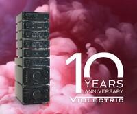 10 Jahre Violectric: Lake People feiert ein Jahrzehnt erfolgreicher HiFi-Produkte aus deutscher Produktion mit der Anniversary Edition des V200