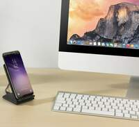 Callstel Induktions-Ladeständer für Qi-kompatible Handys