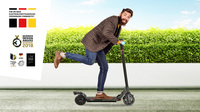 E-Mobility Neuheit: Cat® 2Droid Kickster S - E-Scooter
