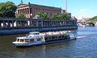 Kombi Berlin Stadtrundfahrt und Schifffahrt