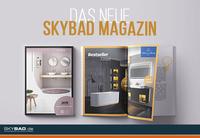 Kennen Sie schon das Skybad-Magazin?