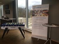 compass international zu Besuch bei den Stuttgarter Kickers
