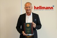 "Night Star Express Hellmann erhält zum zweiten Mal ""JD Partner Supplier Award"""