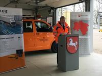 LUIS Technology stattet Fahrzeuge der Niedersächsischen Landesbehörde für Straßenbau und Verkehr mit Abbiegeassistenten aus