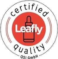 Leafly CBD Gütesiegel. Neues Gütesiegel für CBD-Produkte
