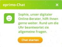 eprimo setzt auf digitale Angebote im Kundenservice