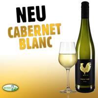 Cabernet Blanc, die neue Königin der weißen Rebsorten
