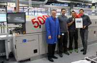 showimage Rehm Hands Over 5000th Reflow Soldering System