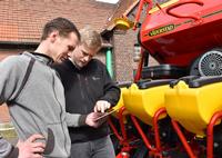 AGRAVIS NetFarming unterstützt bei teilflächenspezifischer Maisaussaat