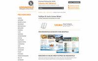 Flyer DL hoch 6 Seiten Wickelfalz - schon ab 129 Euro