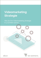 textzeichnerin bringt neues eBook Video Marketing heraus