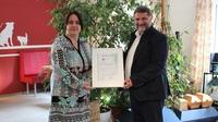 ISO-Zertifizierung für das gesamte Unternehmen ANUBIS-Tierbestattungen