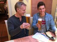 AMEO & Triathlon-Talent Frederic Funk: Gemeinsame Sache für den großen Traum