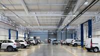 Mercedes-Benz Importeur Kaufmann optimiert Fahrzeuglogistik mit SyncroTESS von INFORM