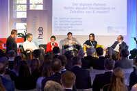 Wenn Krankenkassen mit Start-ups die Digitalisierung zum Fliegen bringen