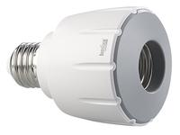 Luminea Home Control Smarte WLAN-E27-Lampenfassung