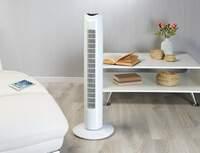 Sichler Haushaltsgeräte Turmventilator mit WLAN und App
