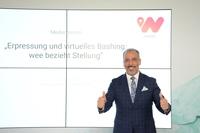 """Unternehmer Cengiz Ehliz und """"wee"""" offensiv bei Erpressung und medialem """"Bashing"""""""