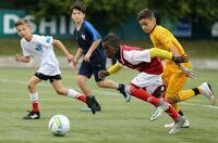 Fußball für Freundschaft benennt seine internationalen Teams nach bedrohten Tierarten