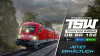 Die singende Lokomotive DB BR 182 fährt jetzt auf Train Sim World