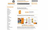 Firmenbroschüre A4 hoch 8 Seiten - schon ab 199 Euro