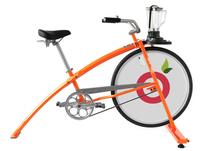 Für den Gesundheitstag im Unternehmen: Das Smoothie Bike der fruiton GmbH
