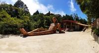 Ein Recyclingriese ist neuer Einwohner von Monteverde