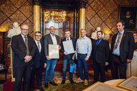Kliewe erfolgreich bei Leistungswettbewerb des Deutschen Handwerks