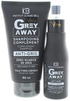 Graue Haare wirksam bekämpfen mit Grey Away