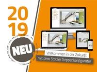 Der neue Treppenkonfigurator von StadlerTreppen ist online